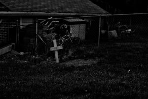 Grave by creeperdude