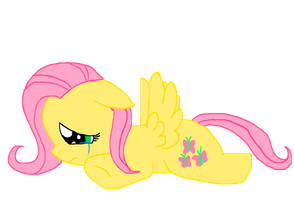 Keep Trying Fluttershy by Invader-Star-irken