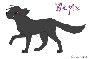 Name's Maple by GameFreekk