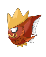 Monarkarp by eversoquiet