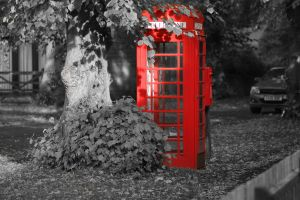 phone box by nathan43210