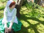 Hetalia Chibitalia: Waiting for Holly Roman Empire by GXGIRL-93