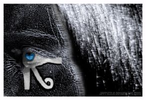 the Eye of Ra by jpfrizzle