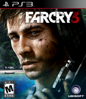 Far Cry 3 PS3 Boxart by BASTART-D3SIGN