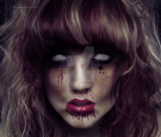 Zombie girl 2014 by Kling-Clang