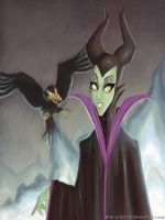 maleficent by clc1997