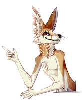 Art Trade: James by SiIentis