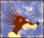 Psycho Weasel by Chiok