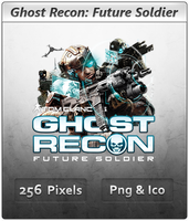 Ghost Recon Future Soldier - Icon 3 by Crussong