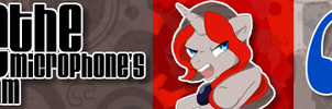 Mic's Livestream Banner Redux by Fiftyniner