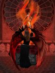 Fire Summons by kzinrret