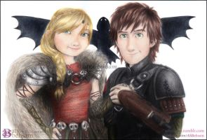 Loved You for Years (How to Train Your Dragon 2) by Aty-S-Behsam