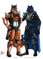 Destiny - Commission by KeksWolf