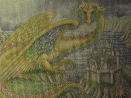 The Guardian Cross Stitch by susanjrobinson