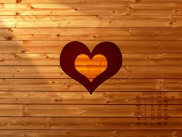 love wood wp - Feb. calender by ims-corner