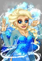 Elsa by Gresta-GraceM