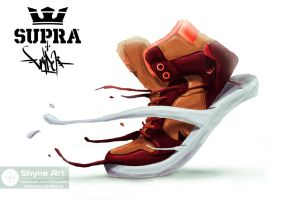 Supra Vaider Shoe by Shyne1