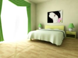 Bed Room2 by MS4d