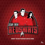 Redshirts by MikeMahle