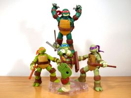 Heroes In a Half Shell by NouNickName