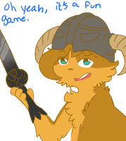 Ask PewDie the Cat 64 by AskPewDie-The-Cat