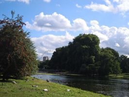 St. James's Park I by Georgya10