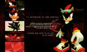 REQUEST: Shadow The Hedgehog by DeathGoddess1995