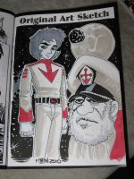 2010 BCC : Star Blazers by fbwash