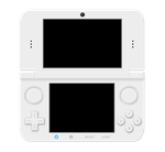 2DS - white by Hive-GF
