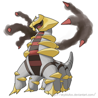 Formes: Altered Giratina by Skyblufox