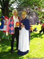 Howl and Sophie Teaser by The-Cosplay-Scion