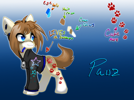 Pawz by ThaMutt