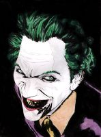 The Joker by jasonbaroody