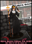 Sister Sinner for Victoria 4 by Idelacio