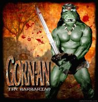Gorn-an the Barbarian by Rabittooth