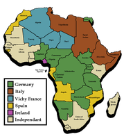Africa - Post Afrika Campaigns by Atamolos