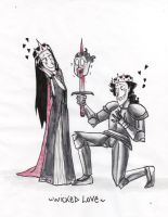 Evil Love Story by 9Timothy9
