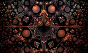 tiled spherical by fractal2cry