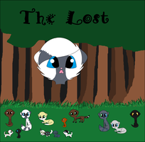 The Lost Cover by PiperMagician