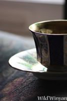Mother's Tea Cup by WildWinyan