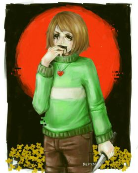 Chara by Mhrosk