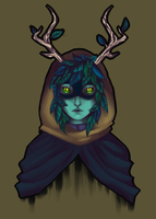 AT: Huntress Wizard by plumpiie