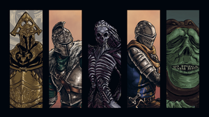 Dark Souls 2 wallpaper by MenasLG