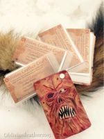 Necronomicon - Exmortis - Book of the dead 2 by Oblivionleather76
