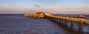 Old Pier by CharmingPhotography