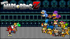 Battle#18 - Heroes vs. Koopalings by xXBrawlStudiosXx