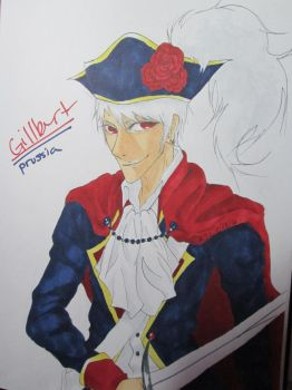 Pirate Prussia by ajl2798