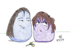 Egg Love: Ariana + Aldaran by guardian-of-moon