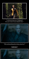 Cedric vs. Voldemort by the1smjb