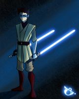 Jedi Knight by MataGroovie